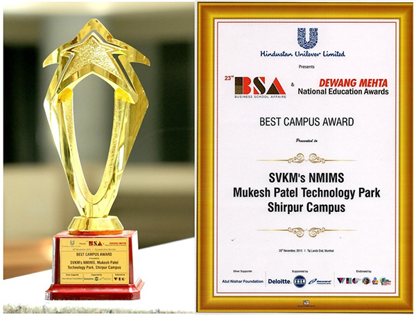 Best Campus Award 2015